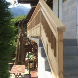Balcon en Pin (2)