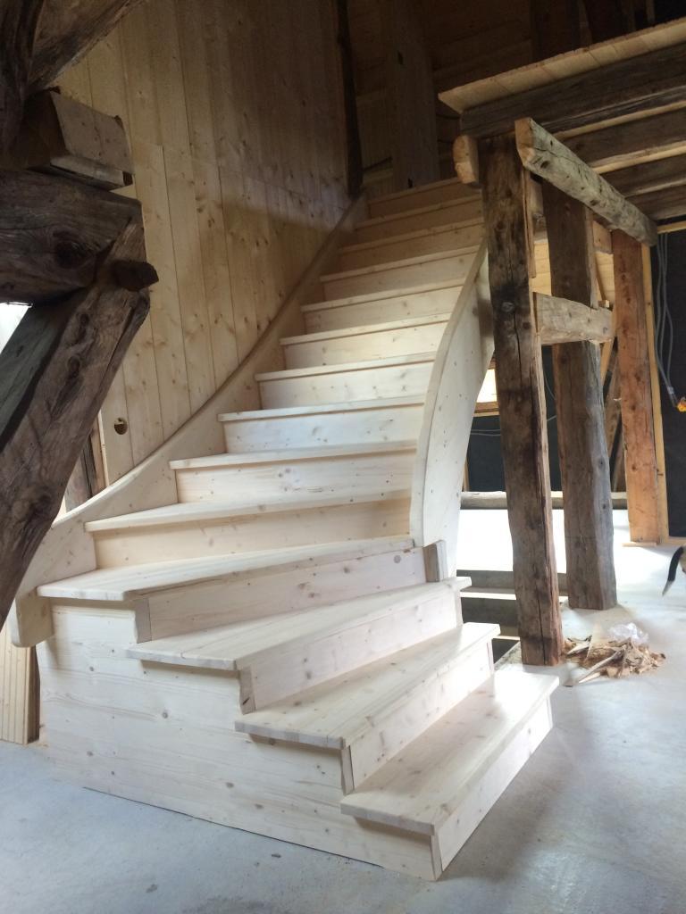 Escalier Sapin (2)