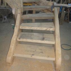 Escalier Vieux Bois (2)