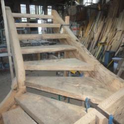 Escalier Vieux Bois (3)