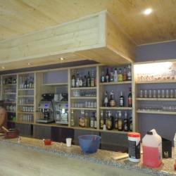 Renovation bar en Sapin (2)