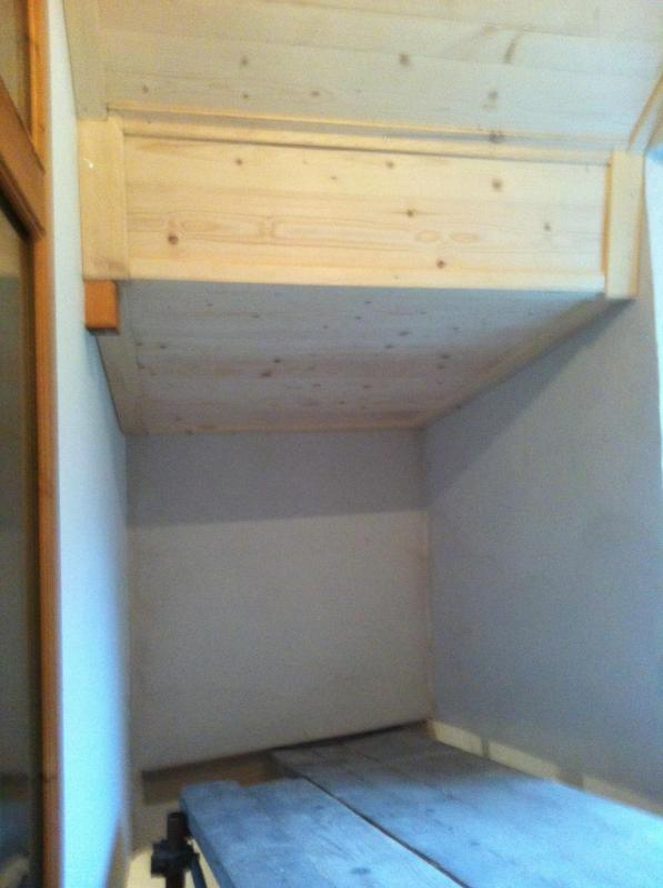 Isolation escalier 4