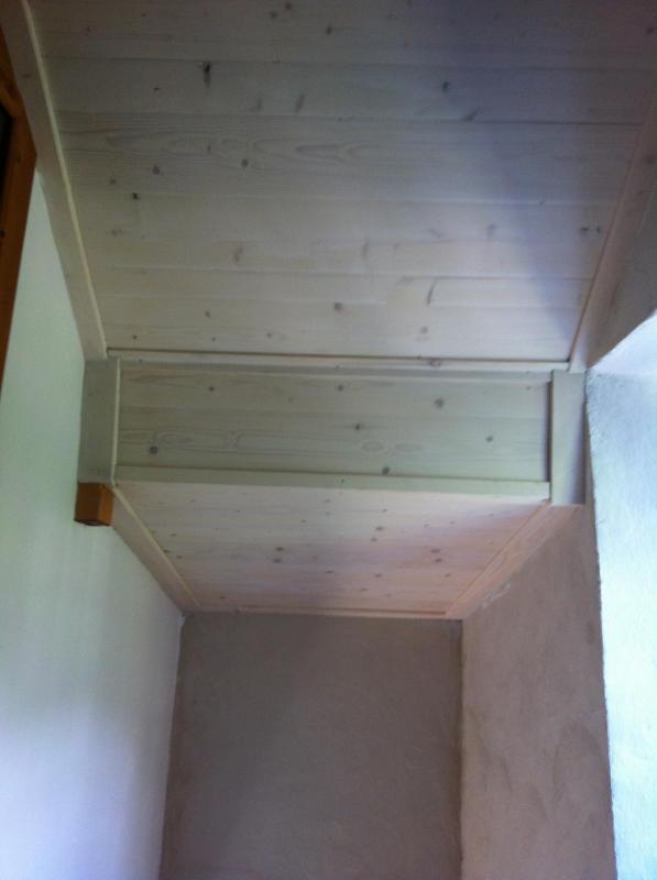 isolation et habillage d 39 une cage d 39 escalier. Black Bedroom Furniture Sets. Home Design Ideas